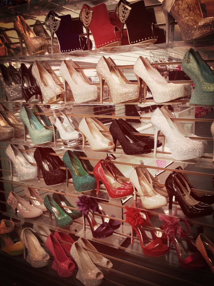Dancing Shoes by Ibarra