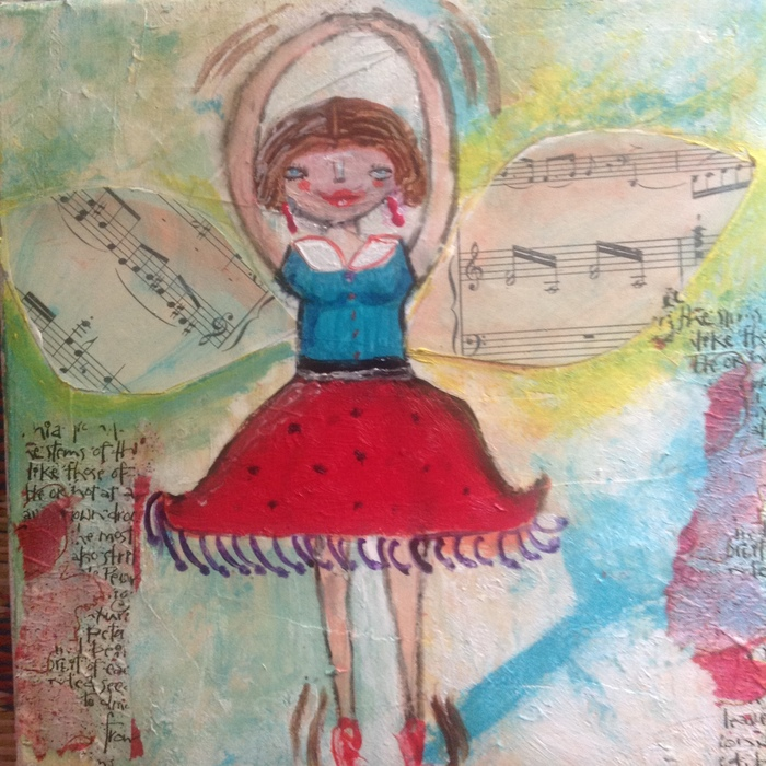 Ballet Dancer by Jenni Moore HERE